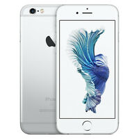 Apple iPhone 6s - 64GB - Silber (Ohne Simlock) Smartphone