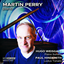 Martin Perry : Martin Perry: Piano CD (2017) ***NEW*** FREE Shipping, Save £s