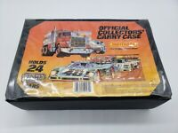 1983 Matchbox Official Collectors Carry Case Black #50-01-61 - Free Shipping!
