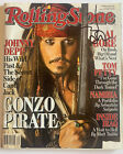 Johnny Depp Signed Autographed Guitar Rolling Stone Magazine Beckett Certified for sale
