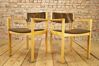 60er Vintage Armlehner - Mid Century Stuhl 60s Retro Loft Lounge Chair Konferenz