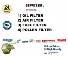 AIR FUEL CABIN OIL FILTERS KIT for VW SHARAN 2.8 VR6 1995-2000