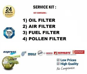 AIR FUEL CABIN OIL FILTERS KIT for MERCEDES BENZ S-Class S420 1993-1998