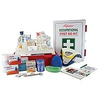 First Aid Kit - Mining - Large Wallmount ABS Plastic Case