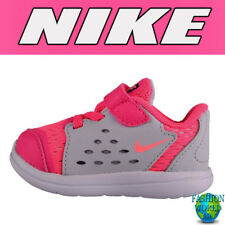 fcc8c58e43415 Nike Flex 2017 RN (tdv) SNEAKERS Toddler Girl Size 6 C