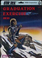 STAR TREK GRADUATION EXERCISE SEALED NEW FASA #2216 Adventure Module Game ST TOS