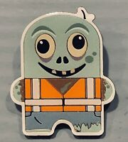 Amazon Peccy Ama-Zombie Peak Employee Halloween Collector Enamel Pin
