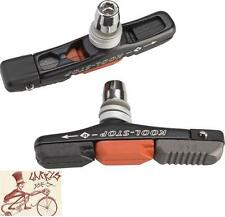 KOOLSTOP TECTONIC MULTI COMPOUND THREADED POST BICYCLE BRAKE PADS-NO PACKAGE
