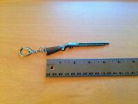Shotgun - Metal Keychain Gun Key Chains (KC10)