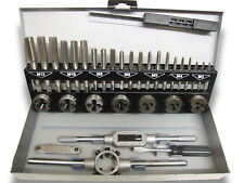 32 Piece Metric Finishing Tap and Die Set