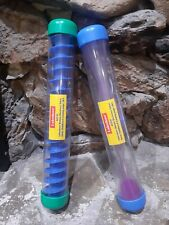 Lot Of 2 - Lakeshore Learning - Motion Discovery Tubes Early Childhood Aa531
