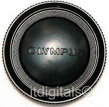 2x Body Cap For Olympus OM Series Camera OM1 OM10 Body Cover ( Lot of Two )