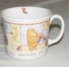 "Royal Doulton 3"" Winnie the Pooh Christening Cup: Tigger Eeyore Piglet Pooh"
