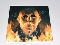 Halloween Expanded Edition Soundtrack Record John Carpenter