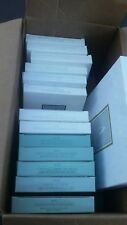 10 Avon Mothers Day Plates 1988- 1998,2000- 2001 W/Boxes & Stands