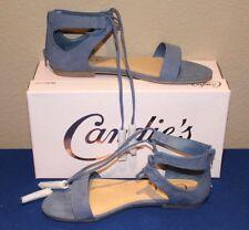 CANDIES ECLIPZE BLUE SANDALS SIZE 10 MSRP $49.99 NEW