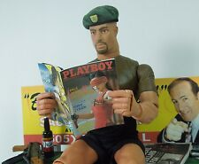 1/6 Scale Custom Playboy GI Joe Agent Jinx - includes several interior pages