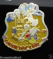 Disney Labor Day Daisy Duck & Donald Duck Pin **