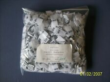 2XF Clothing Size Tag label Qt 1,000 New