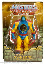SY-KLONE 1ST ISSUE FIGURE MASTERS OF THE UNIVERSE CLASSICS MOTUC