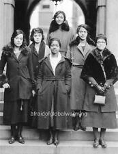 Old Photo University Pennsylvania Delta Sigma Theta African American Sorority