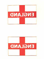5 Sheets x George cross england red temp tattoos = 10 images GC 001