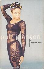 PUFF JOHNSON - Forever More (UK 2 Tk Cassette Single)
