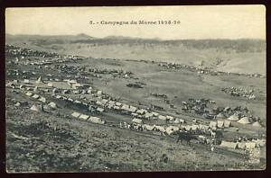 campagnes du MAROC 1925 26 ( 27 )