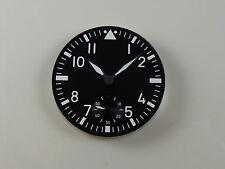 Cadran Aiguilles montre PILOTE 6498 UNITAS ETA watch Dial hands Zifferblatt