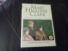Mary Higgins Clark - A Cry In The Night (DVD, 2004) new freepost