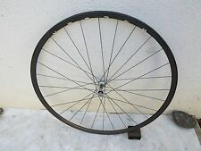 NOS HOPE TITANIUM SPOKES 28 HOLE WOLBER SEW UP FRONT  ROAD RACING WHEEL VINTAGE