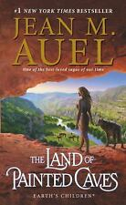 The Land of Painted Caves: Earth's Children (Book Six): By Auel, Jean M.