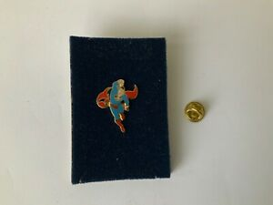 Real Enamel Pin Badge of SUPERMAN  Made In England