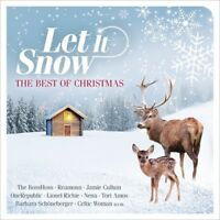 LET IT SNOW-THE BEST OF CHRISTMAS 2 CD NEU