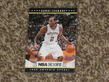 Kawhi Leonard 2012-13 PANINI NBA HOOPS #236 Kuwai Lenard Rookie Card RC Spurs