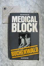 Medical Block Buchenwald - Walter Poller OzSellerFasterPost!