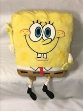 "Nickelodeon Spongebob Squarepants Plush Stuffed Animal Toy 16"" Tall"