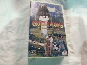 Grizzly Adams - VHS