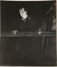 Frankenstein Boris Karloff Orig Nov 21 1931 Universal Studios 1st Press Photo