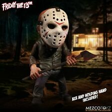"Friday the 13th Jason Roto Vinyl Figure 6"" Stylized Mezco Toys Horror"