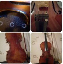 Alte Geige Antike Violine 4/4 Stradivarius