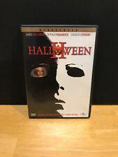 Halloween II (DVD, 2001) Like New