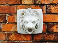 SALE! Lion Wall Mounted Water Fountain - Latex Only Garden Ornament Mould/Mold