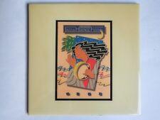 Festival TILE ~ New Orleans Jazz & Heritage Fest ~ RARE 1983 Hugh Ricks Design