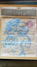University of North Carolina Laundry Bag...vintage