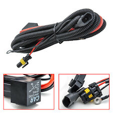 Relay Wiring Harness Xenon Hid Conversion Kit Fog Light 9005 9006 H10 9145 9140 (Fits: Neon)
