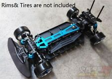 Plastic Body Frame For HPI 1:10 RC RTR Pro HSP Racing On-Road Drift Car Model