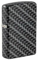 Zippo Carbon Fiber 540 Color Windproof Pocket Lighter, 49356