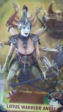 McFarlance Toys Regenerated Spawn Lotus Warrior Angel Action Figurine Collection