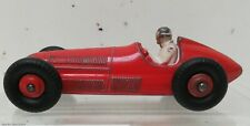 Dinky Alfa Romeo No.23f Original Paint Good tyres Playworn - not badly chipped